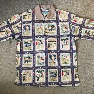 Reyn Spooner Golf Shirt